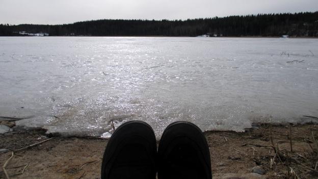 Sunnuntaisamoilua Savijokilaaksossa 22.3.2015