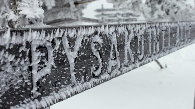 Lumikenkäilemässä Riisitunturilla 1.4.2015