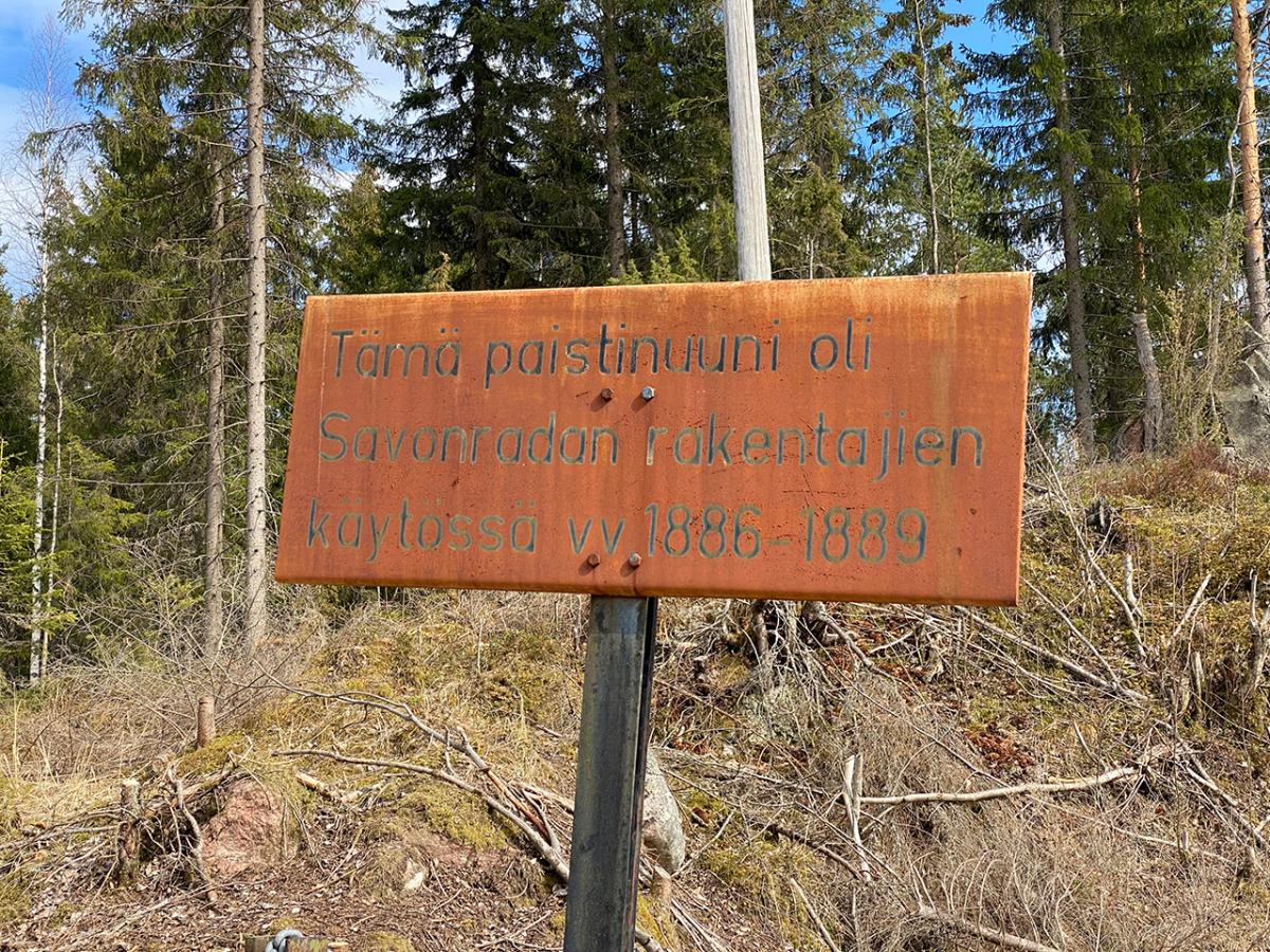 Wappua Mäntyharju-Repovesi-seudulla 1.5.2020