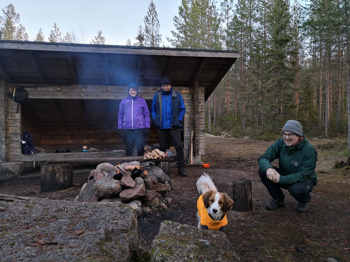 Humaljärvi 23.2.2020